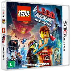 Foto Jogo Lego: The Movie Warner Bros Nintendo 3DS