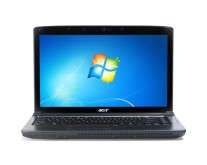 "Notebook Acer Aspire AMD Athlon II M300 3 GB 320 GB LED 15"" Radeon HD 4200 Windows 7 Home Premium 5542-1051"
