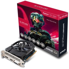 Foto Placa de Video ATI Radeon R7 250 1 GB DDR5 128 Bits Sapphire 11215-05-20G
