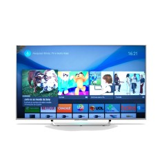 "Foto Smart TV LED 3D 65"" Sony Android 4K XBR-65X855C"