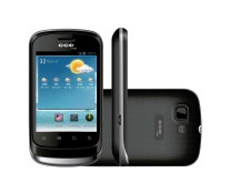 Smartphone CCE Mobi SM55 2,0 MP Desbloqueado 2 Chips 4 GB Android 2.3 (Gingerbread) Wi-Fi