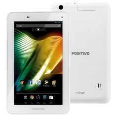 "Foto Tablet Positivo T750 8GB 3G 7"" Android 2 MP"