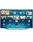 "Foto TV LED 65"" Smart TV Samsung 3D Full HD 3 HDMI Conversor Digital Integrado UN65ES8000"