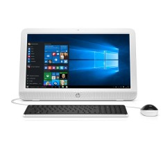 Foto All in One HP 20-E003BR Intel Celeron N3050 4 GB 500 Windows 10 Home 19,5""