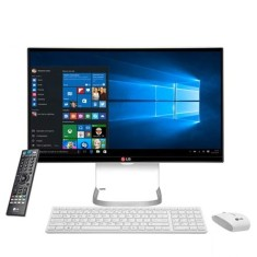 Foto All in One LG 24V550-G.BJ31P1 Intel Core i5 5200U 4 GB 500 Windows 10 Home 23,8""