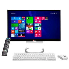 Foto All in One LG 24V550-G.BK31P1 Intel Core i5 5200U 4 GB 500 Windows 8.1 23,8""