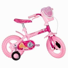 Foto Bicicleta Caloi Barbie Aro 12 Barbie