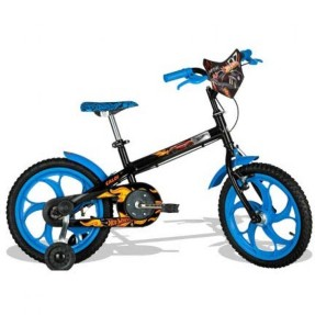 Foto Bicicleta Caloi Hot wheels Aro 16