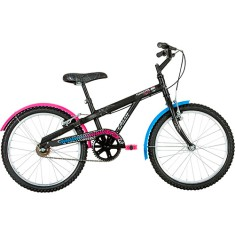 Foto Bicicleta Caloi Monster High Aro 20 Freio V-Brake