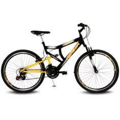 Foto Bicicleta Mountain Bike Verden Bikes 21 Marchas Aro 26 Suspensão Full Suspension Inspire