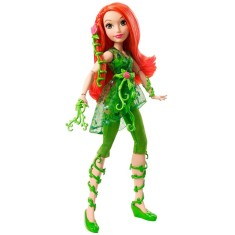Foto Boneca DC Super Hero Girls Era Venenosa Mattel