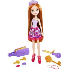 Foto Boneca Ever After High Holly O'Hair Penteados Magicos Mattel
