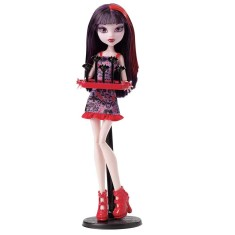 Foto Boneca Monster High Elissabat Ghoul Fair Mattel