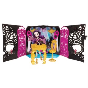 Foto Boneca Monster High Festa no Quarto Spectra Vondergeist Mattel