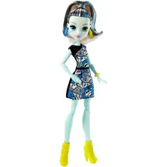 Foto Boneca Monster High Frankie Stein DKY17/DMD46 Mattel
