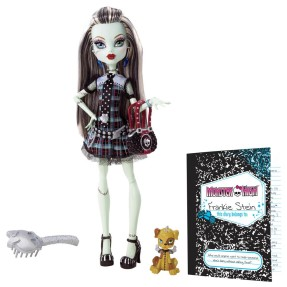 Foto Boneca Monster High Frankie Stein Mattel
