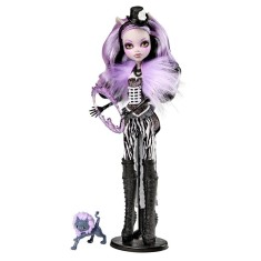 Foto Boneca Monster High Freak Du Chic Clawdeen Wolf Mattel