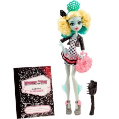 Foto Boneca Monster High Lagoona Blue Intercâmbio Monstruoso Mattel