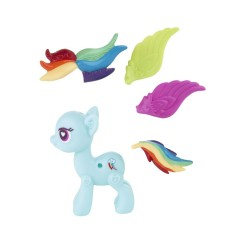 Foto Boneca My Little Pony Rainbow Dash Pop Hasbro
