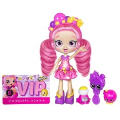Foto Boneca Shopkins Shoppies Chiclélia DTC