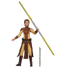 Foto Boneco Bastila Shan Star Wars The Black Series A9091 - Hasbro