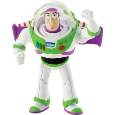 Foto Boneco Buzz Lightyear Toy Story Guarda Espacial - Mattel
