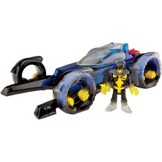 Foto Boneco Imaginext DC Super Friends Batman CLP22 - Fisher Price