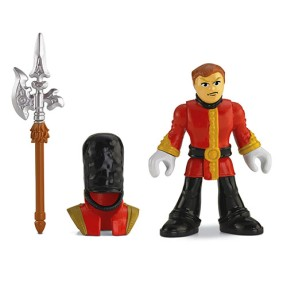 Foto Boneco Imaginext Guarda Real Y8414 - Mattel