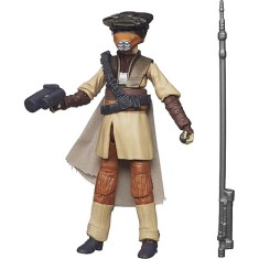 Foto Boneco Princesa Leia Star Wars The Black Series A5077/B1059 - Hasbro