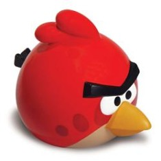 Foto Boneco Red Angry Birds 2777 - Grow