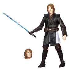 Foto Boneco Star Wars Anakin Skywalker The Black Series A4301 - Hasbro
