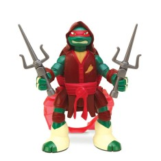 Foto Boneco Tartarugas Ninja Raphael Throw In Battle BR285 - Multikids