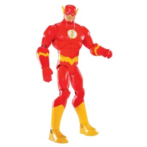 Foto Boneco The Flash BHD45/BHD49 - Mattel