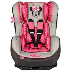 Foto Cadeira para Auto Disney Minnie Cosmo SP De 0 a 25 kg - Team Tex
