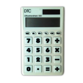 Foto Calculadora De Mesa DTC Office Desktop 500