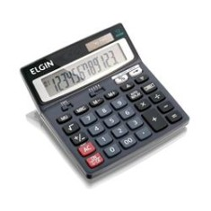 Foto Calculadora De Mesa Elgin MV-4129