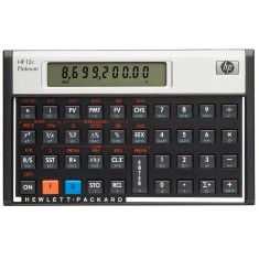 Foto Calculadora Financeira HP 12c Platinum