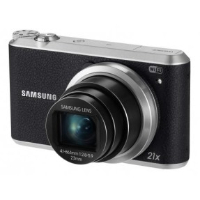 Foto Câmera Digital Samsung Smart Series WB350F Full HD 16,3 MP