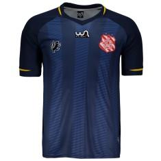 Camisa Torcedor Bangu III 2017 com Número W A Sport d6f70f1ec6bd5