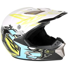 Foto Capacete Enox Cross Sociis Off-Road