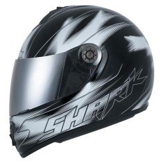 Foto Capacete Shark S600 Moonlight Fechado Viseira Antirrisco