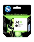 Cartucho Preto HP 74XL CB336WB