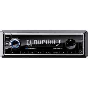 Foto CD Player Automotivo Blaupunkt Melbourne USB