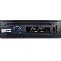 Foto CD Player Automotivo Importway KV-9101