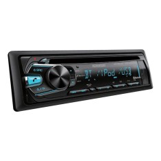 Foto CD Player Automotivo Kenwood KDC-BT6058U USB Bluetooth