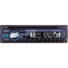 Foto CD Player Automotivo Napoli CDMP-2160 USB