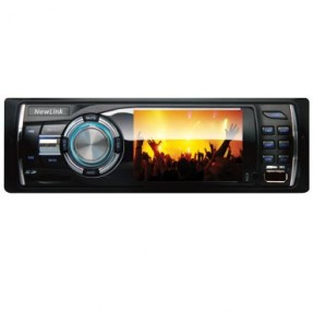 Foto CD Player Automotivo New Link Evolution MP5 SA102 USB