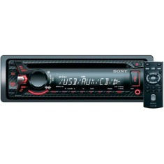 Foto CD Player Automotivo Sony CDX-G1050U USB