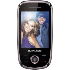 Foto Celular Multilaser Touch N P3281 3,0 MP 3 Chips