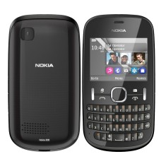 Foto Celular Nokia Asha 200 2,0 MP 2 Chips